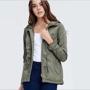 Jackets & Blazers - 🆕Military Style Jacket -Olive